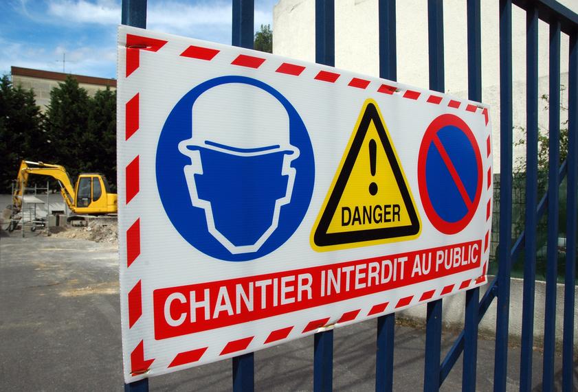 La sécurité au travail a un nouvel allié